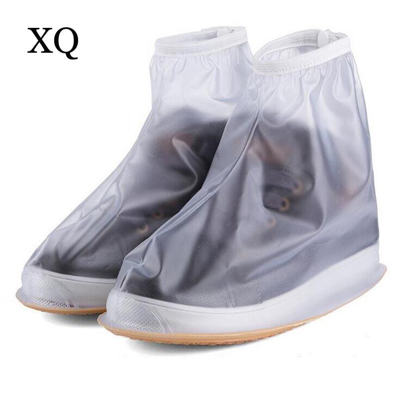 Men & Women Reusable Rain Shoes Covers A