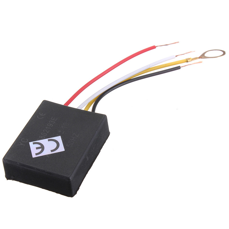 3 Way Lamp Touch Sensor Switch Dimmer 110V Electrical