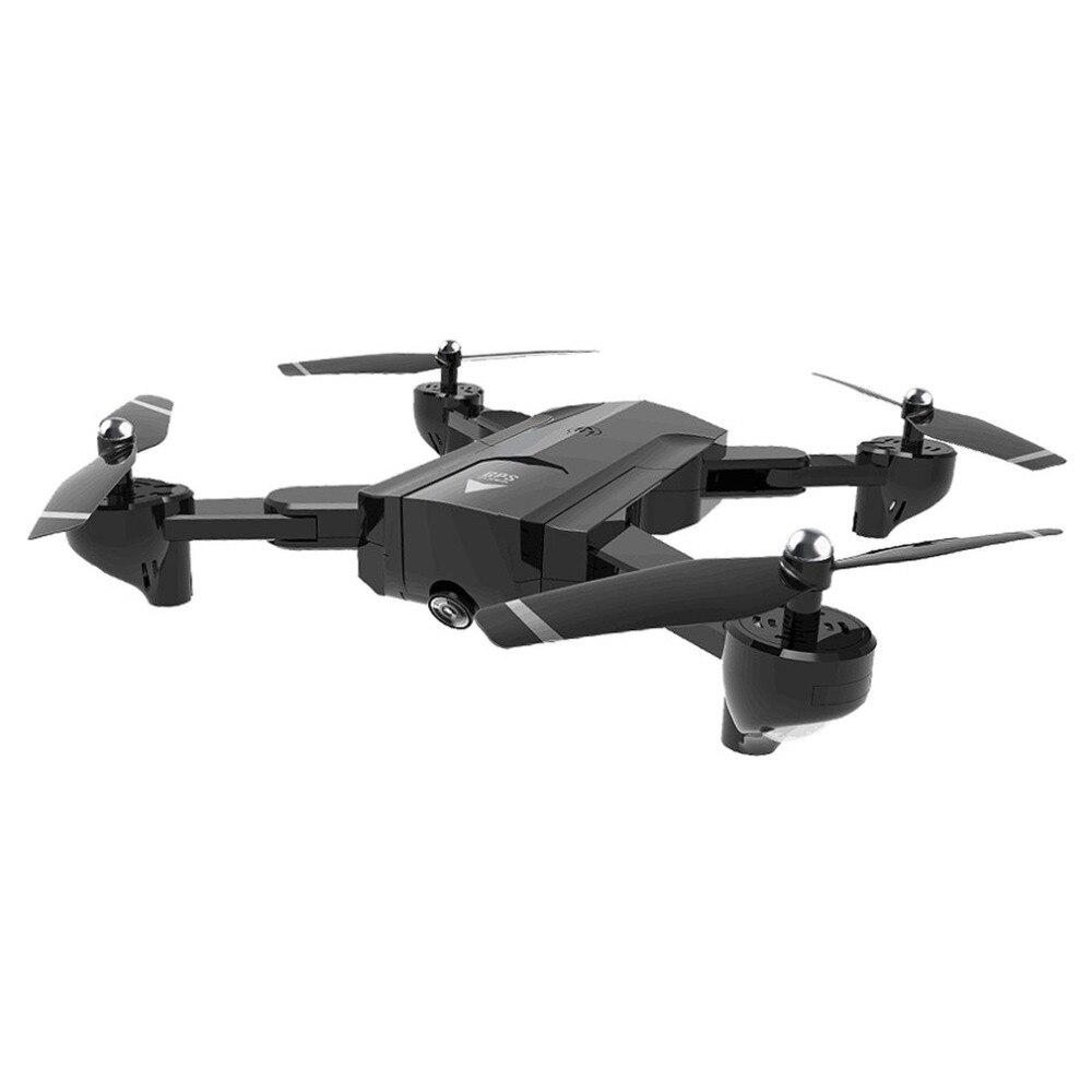 SG900-S 2,4 г Радиоуправляемый Дрон складной Selfie Smart GPS FPV Quadcopter с 720P HD Камера высота Удержание следуй за мной один ключ возврата