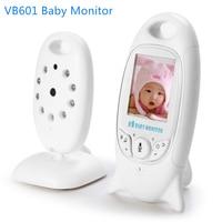 VB601 Wireless Baby Monitor Infant 2.4GHz Video Baby Monitor 2 Way Talk Temperature Display Night Vision Music Nanny Monitor