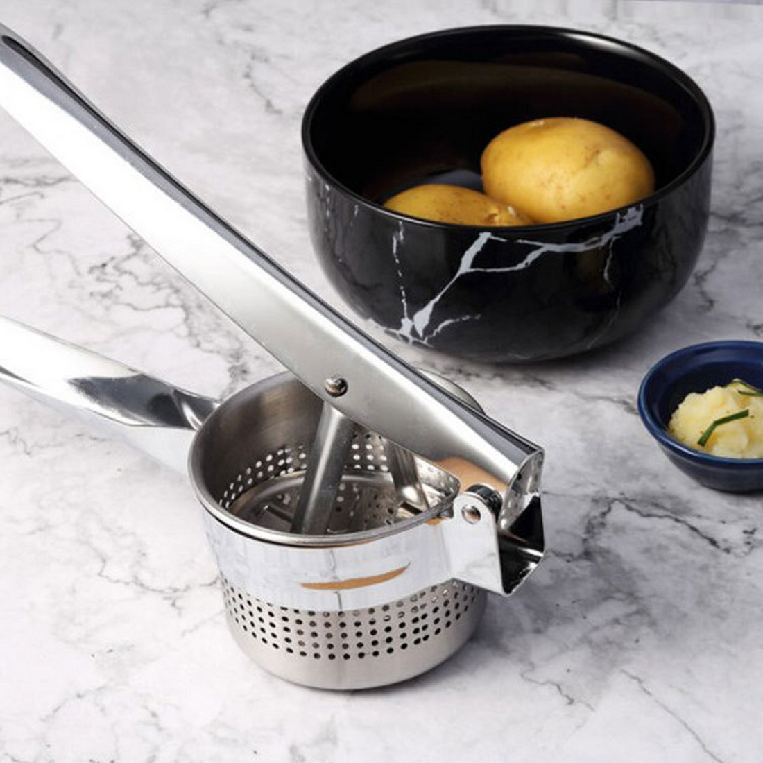 Kitchen Gadgets Stores: Aliexpress.com : Buy Potato Mashers Convenient Kitchen