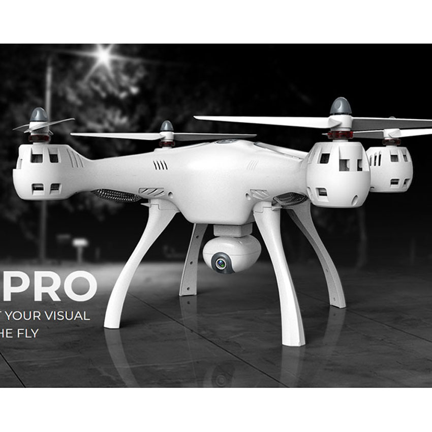 Syma X8Pro GPS font b DRONE b font RC Quadcopter With WIFI 720P HD Camera FPV