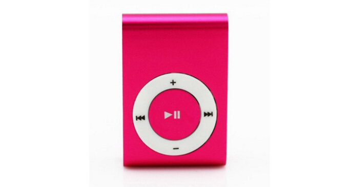 Новая большая рекламная акция, зеркальный портативный MP3 плеер, мини MP3-плеер с зажимом, водонепроницаемый спортивный MP3 музыкальный плеер ...