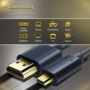 Image 3 - CABLETIME New Arrival Micro HDMI to HDMI Cable Bi directional HDMI Cable 2k*4k 2.0 HD High Premium HDMI CL4 for Box PS4 C127
