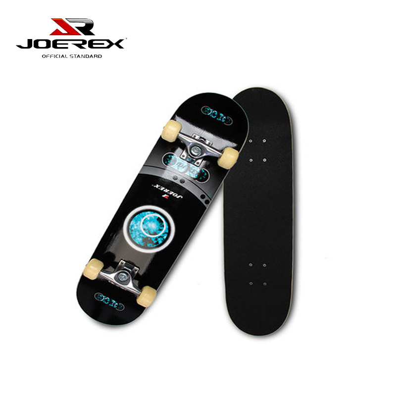 Joerex 31 Pro Skateboard 9 Layer China Maple Wood Double Kick Aluminum Frame Skate Board 6 5 adult electric scooter hoverboard skateboard overboard smart balance skateboard balance board giroskuter or oxboard