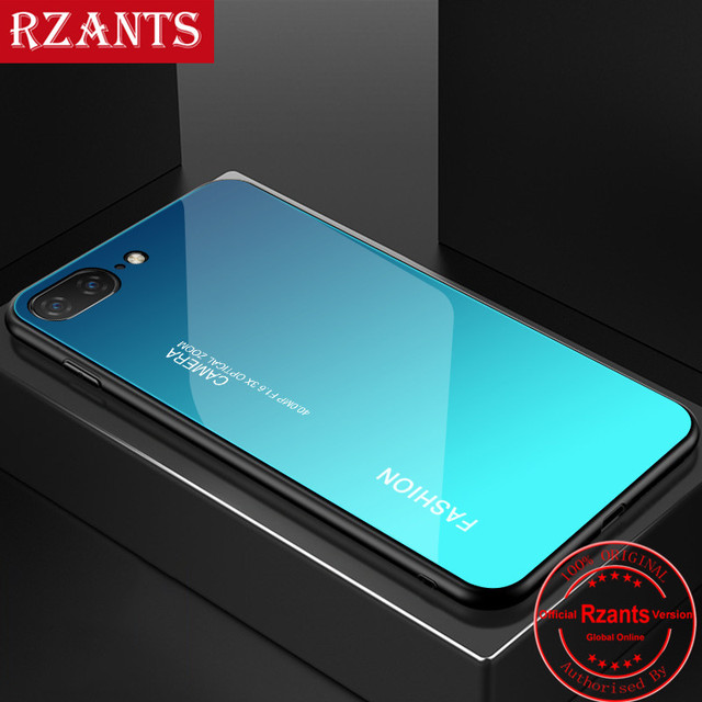cheap for discount dbf22 79bd2 US $4.89  Rzants Phone Case For OPPO A3s Case Gradient Tempered Glass Back  Phone Casing Slim Thin Cool Cover For OPPO A3s-in Half-wrapped Case from ...