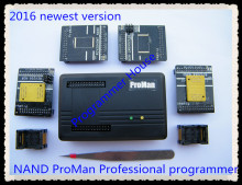 2017 NAND programmer ProMan Professional TSOP48 FLASH programmer TL866 PLUS programmer repair tool copy NAND FLASH data recovery