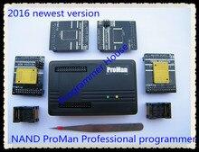 Бесплатная доставка новые NAND ProMan Профессиональный программист repair tool копировать NAND ФЛЭШ восстановления данных, высокая скорость программирования