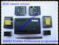 Frete grátis mais recente ferramenta de reparo do programador NAND ProMan Profissional cópia NAND FLASH de recuperação de dados, alta velocidade de programação
