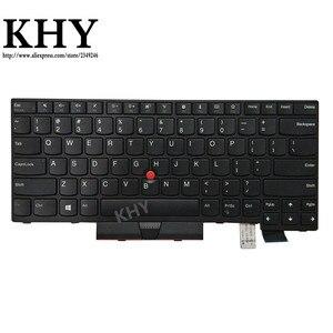 Image 1 - Original US Tastatur Für ThinkPad A475 A485 T470 T480 PN 01HX339 01HX379 01HX299 01HX328 01HX368 01HX408 01AX364 01AX405 01AX446