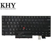 """מקורי ארה""""ב מקלדת עבור ThinkPad A475 A485 T470 T480 PN 01HX339 01HX379 01HX299 01HX328 01HX368 01HX408 01AX364 01AX405 01AX446"""