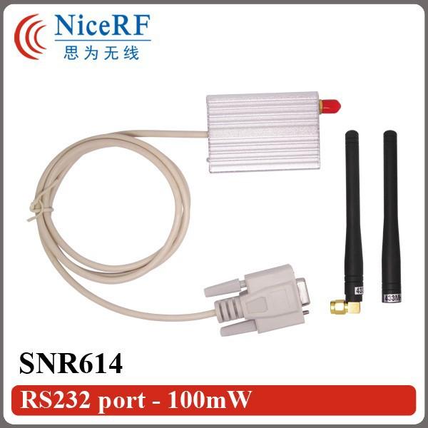 SNR614-RS232 port - 100mW