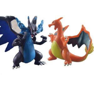 Figures Pikachued Charizard Mewtwo Dragonite Pokemoned Charmeleon Venusaur Aggron Cartoon