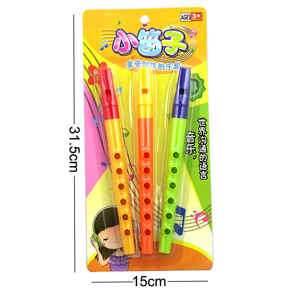 PLAY PENNY WHISTLE MINI RECORDER NOVELTY CHILDRENS MUSICAL INSTRUMENT FLUTE KIDS