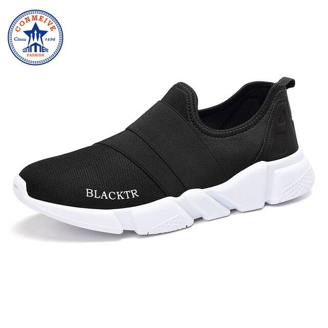 Novos homens sapatos calçados esportivos em execução zapatos de hombre homens  masculino esportivo parágrafo homens esporte d5b74e8db533d