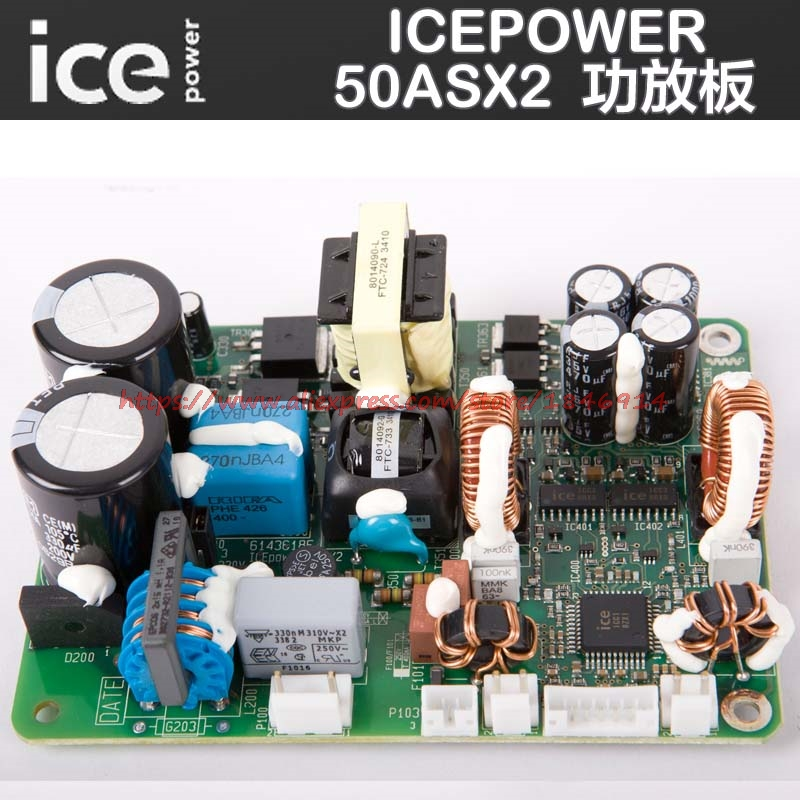 ICEPOWER Power Amplifier Circuit Board Of Digital Power Amplifier Module Professional Level ICE50ASX2 Power Amplifier Board