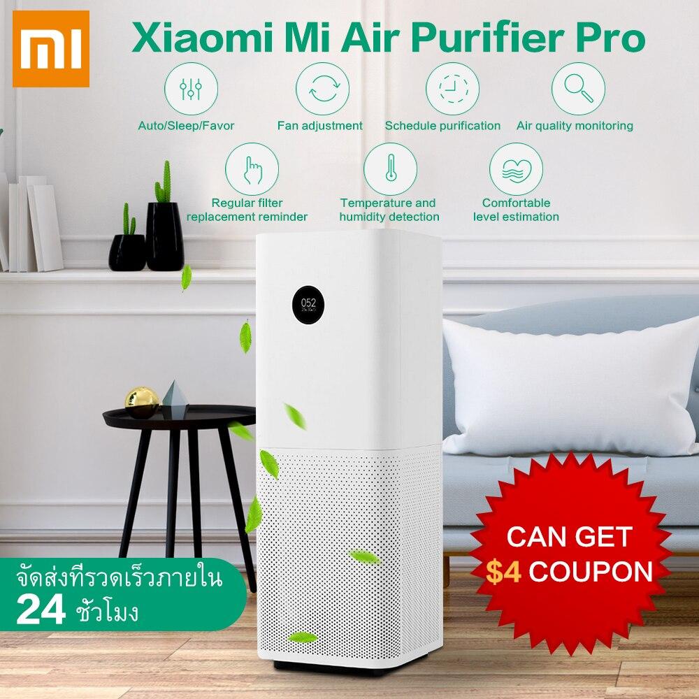 D'origine Xiaomi purificateur d'air Pro Écran OLED Sans Fil Smartphone APP Contrôle Accueil Air De Nettoyage Intelligente purificateur d'air s 220 V