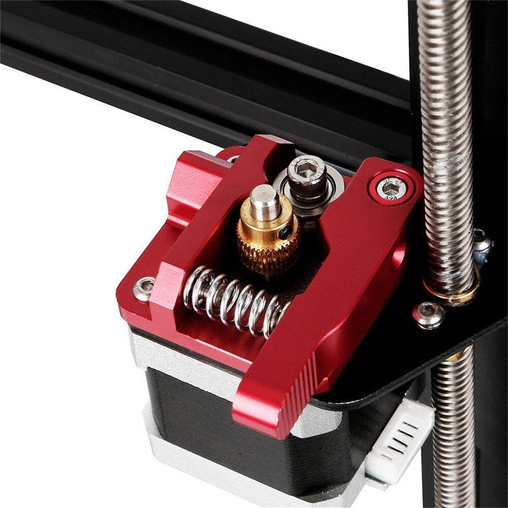 Actualización de aluminio extrusora conducir a MARCO PARA Creality Ender 3 3D impresora O.30