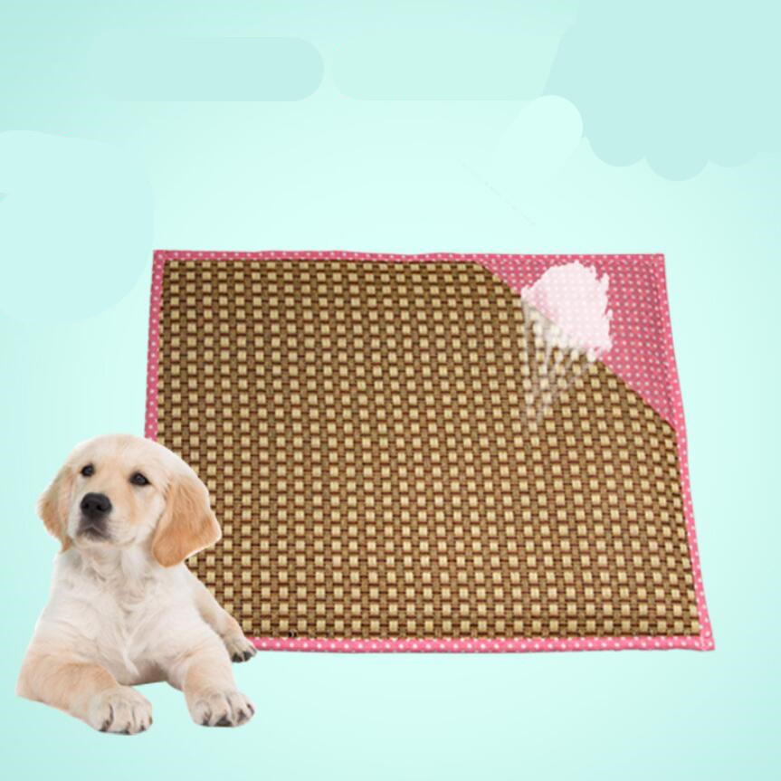 1 шт. Лето кота собаки охладитель коврик удобный дом любимчика охлаждения Pat кровать собака мат питания