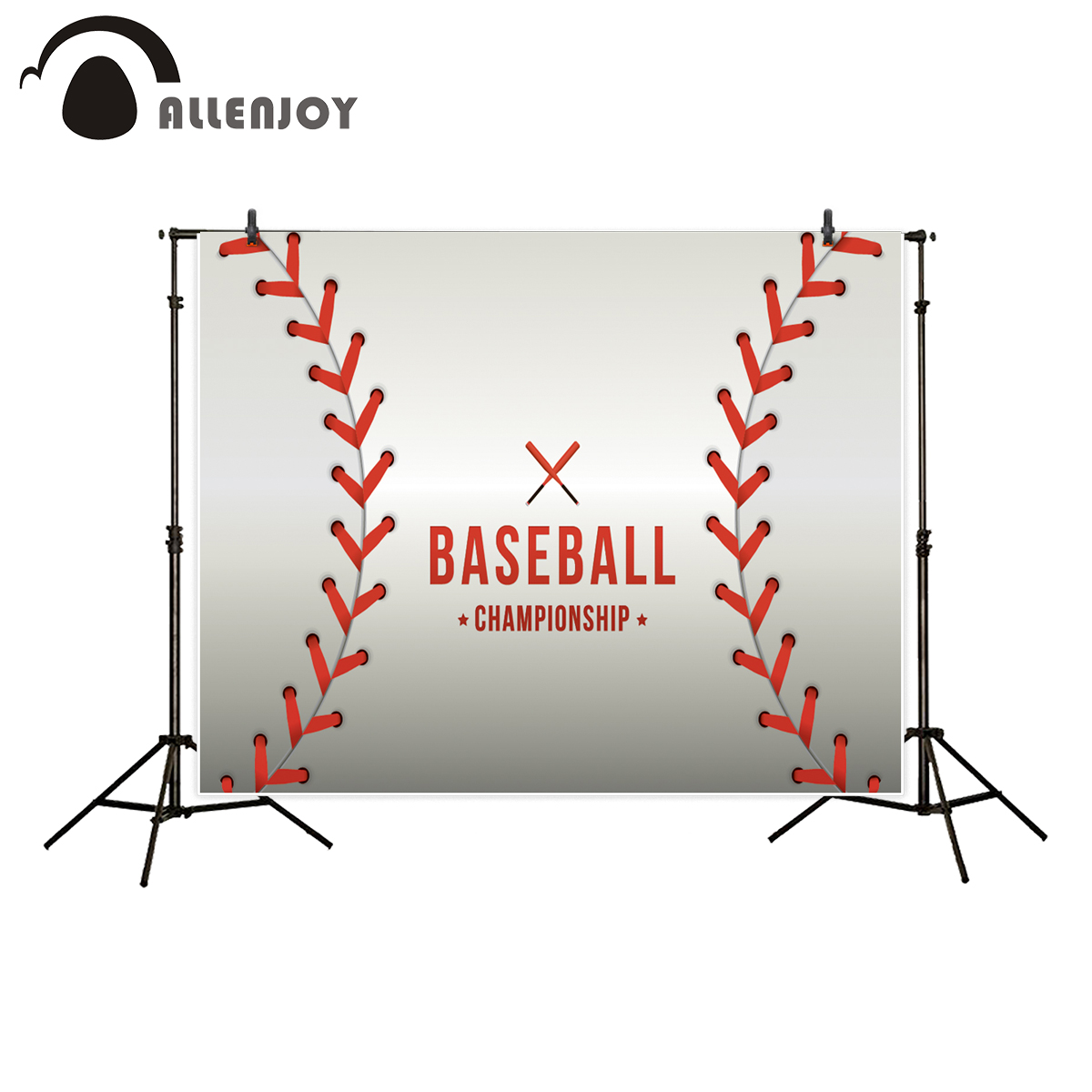 Allenjoy background for photo studio baseball sport party celebrate backdrop photography photocall newborn printed seattle mariners felix hernandez photo photo sport poster