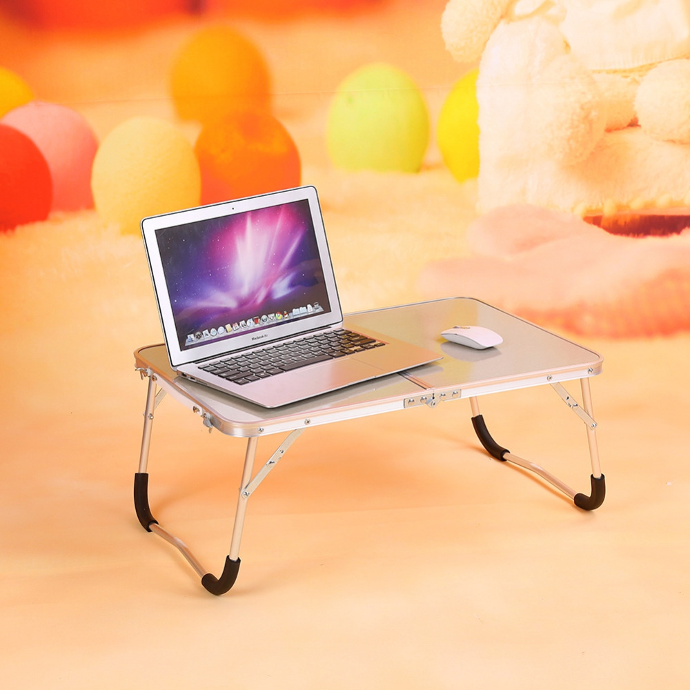 Laptop Table Folding Notebook Picnic PC BBQ Party