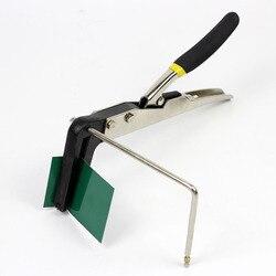 80 millimetri Penguin Metallo foglio di Angolo di piegatura strumento di Alluminio di ferro della lettera di scanalatura attrezzature QE-V80