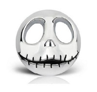car sticker Halloween Gift 3D Skull Car Sticker Metal Ghost for Harley Davidson motorcycle Auto Moto Sticker Car-Styling for KIA Chevrolet (3)