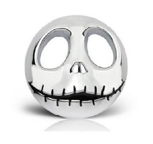 Image 3 - Halloween Gift 3D Skull Car Sticker Metal Ghost for Harley Davidson motorcycle Auto Moto Sticker Car Styling for KIA Chevrolet