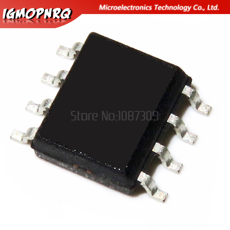 10pcs NCP1607B NCP1607 <font><b>1607B</b></font> SOP-8 LCD management p new original image