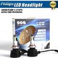 De Calidad superior 9006 HB4 90 W 10800LM 6000 K Blanco LED Car styling Camión Luz de Niebla Conducir Faro DRL Que Conduce Bombilla de la lámpara