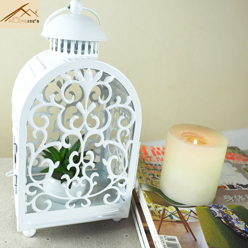 New Style Europe Home Decoration Candle Holder Wedding Christmas Bar Party Decorations