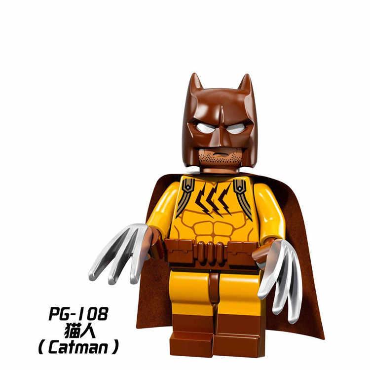 Vingadores legoings ação figura super herói capitão marvel blocos de construção hulk pantera negra brinquedos para crianças