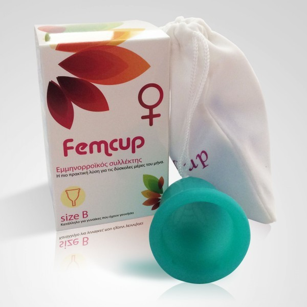 16 Femcup New Shape Reusable Medical Grade Silicone Menstrual Cup/Lady Cup Feminine Hygiene Product for Women 6 colors choose 13
