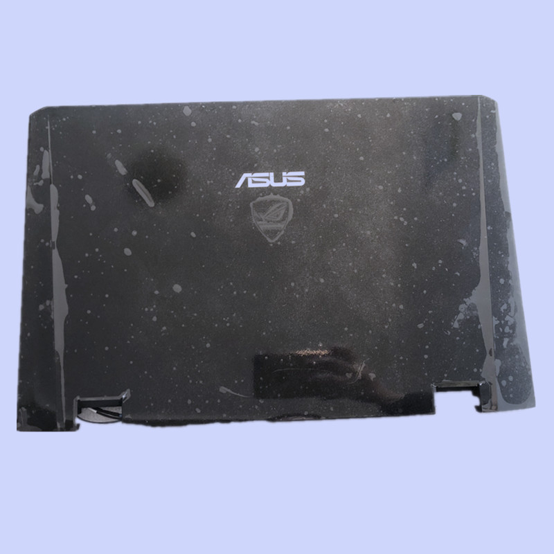NEW Original Laptop LCD Back Cover Top Cover/Palmrest Upper Case For ASUS G75 G75V G75VX G75VW G75VW-BBK5