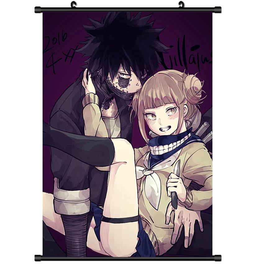 Anime Poster Boku No Hero Academia Dabi Toga Himiko Poster
