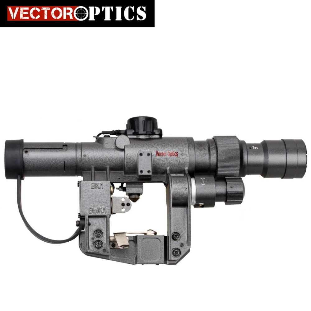 Tactical Dragunov 3-9x 24mm SVD Tactical Military FFP RifleScope Fit AK47 AK74 Shockproof Waterproof Brand New Gunsight Scope
