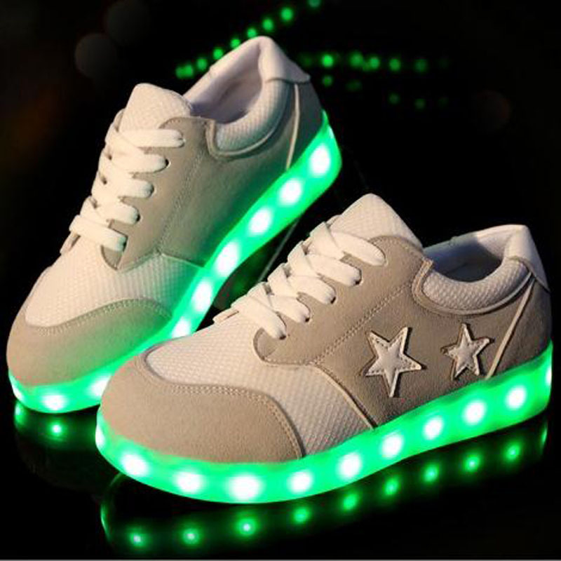 Adult sized light up shoes, wild cambodian fuck