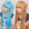 Two Colors Optional Asuna Yuuki Wig Sword Art Online 2 High Quality Anime Cosplay Wigs Sao Asuna Halloween Party Cosplay Wig
