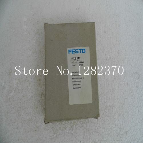 New original authentic FESTO solenoid valve CPV18-M1H-5 / 3GS-1/4 spot 176061 free shipping 3d surf sea water beach shell sea star living room bathroom office decoration floor wallpaper mural