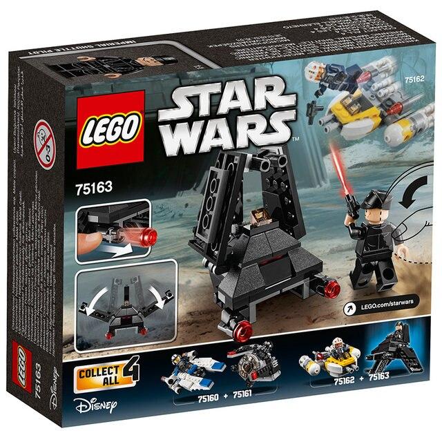 Online Shop Lego Star Wars 75163 Krennic Empire Shuttle Mini Fighter ...