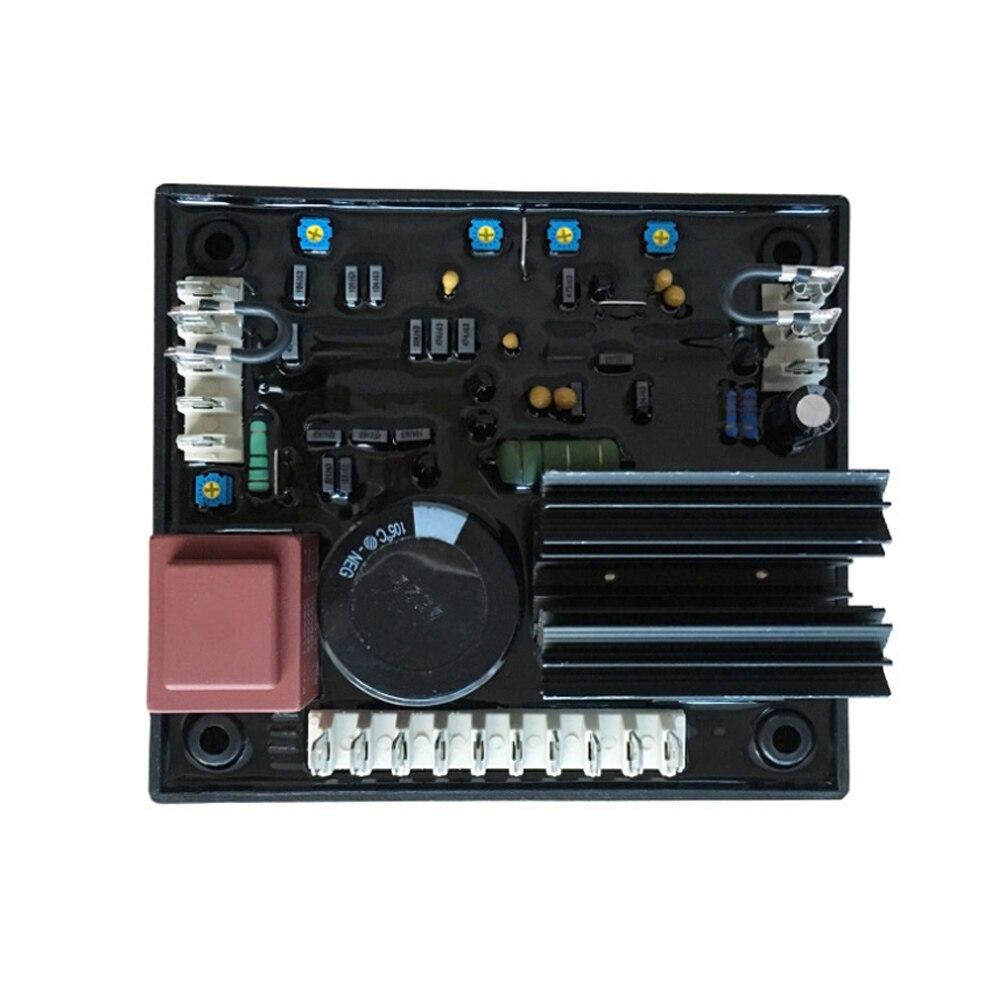 1pc R438 Generator Automatic Voltage Regulator AVR Dynamo Accessories CLH@81pc R438 Generator Automatic Voltage Regulator AVR Dynamo Accessories CLH@8