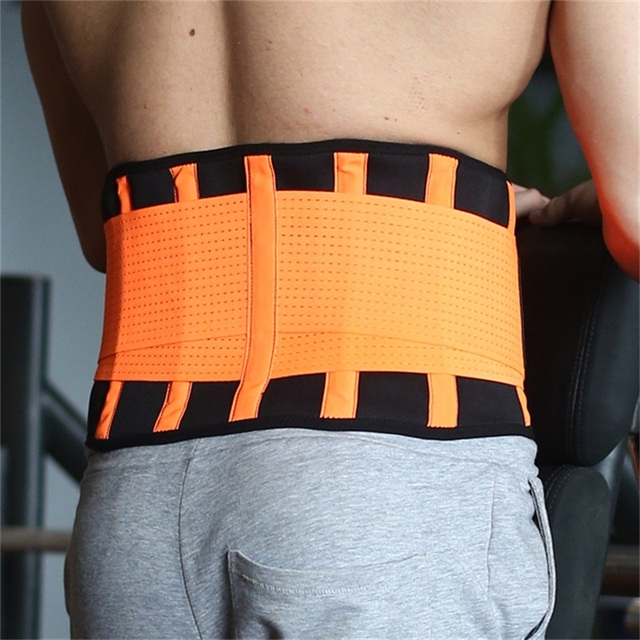 Waist Cincher Tummy Trimmer Trainers Belt Weight Loss Slimming Women Workout Corset Gym Belt Free Shipping 4