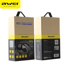 Awei A880BL Smart Wireless Sport Earphone Bluetooth 4.0 Sports Stereo In-ear Earphone Voice control Noise Reduction with Mic