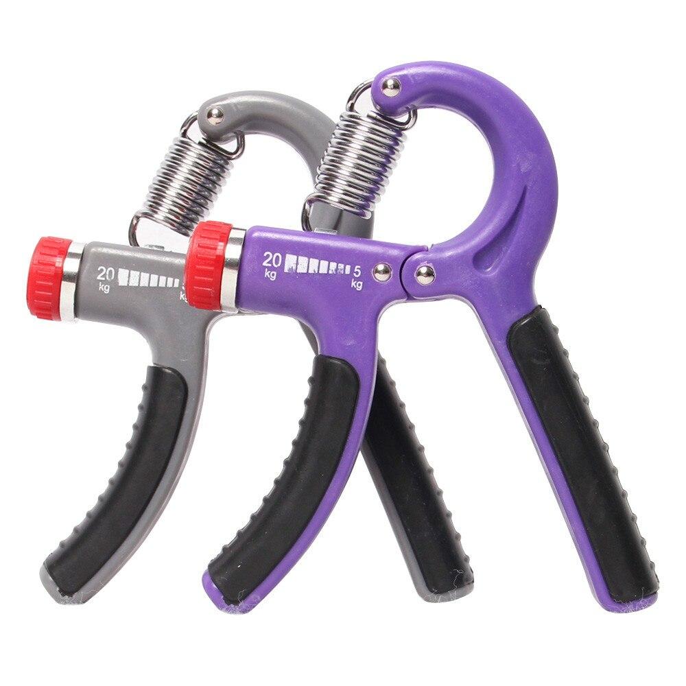 Регулируемый тренажеры Grip руки силовых упражнений силовые упражнения 5 20 кг предплечья руки для оптовая продажа и бесплатная доставка