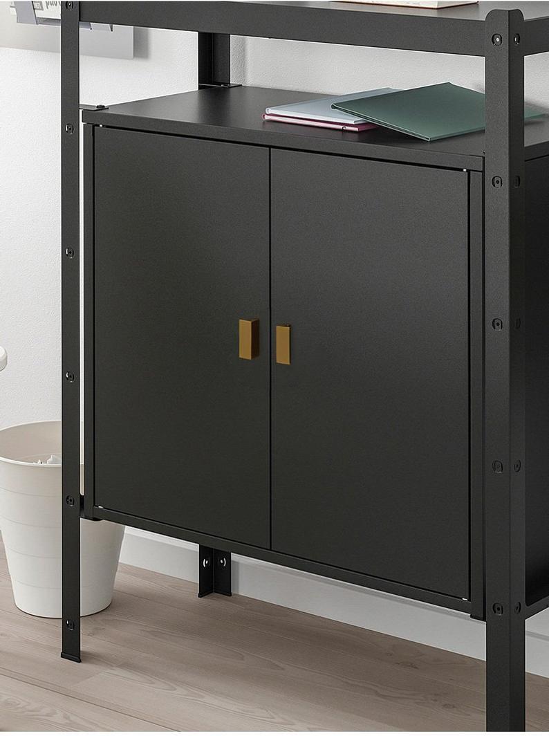 1 25 39 39 2 5 39 39 3 75 39 39 5 39 39 6 3 39 39 Brass Dresser Handles Drawer Knobs Pulls Unique Cabinet Door Handle Black Kitchen Cupboard Pull in Cabinet Pulls from Home Improvement