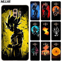 MLLSE Dragon Ball Art Fashion Case Cover for Huawei Mate S 10 20 Lite Pro Y3II Y5II Y6II Y5 Y6 2017 Y7 Prime 2018 Y9 2019 Hot(China)