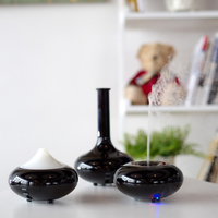 3PCS Difusor De Aroma Nebulizer Wood Grain Ultrasonic Air Humidifier Aroma Diffuser Aromatherapy Office Purifier Mist
