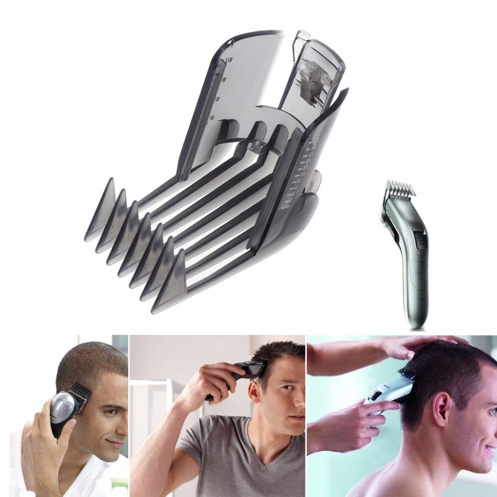 MEXI New Hair Clippers Beard Trimmer Razor Guide Adjustable Comb Attachment Tools For QC5105 QC5115 QC5120 QC5125 QC5130 QC5135 adjustable attachment bridge for sequoia