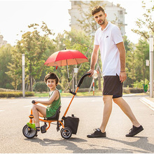 Lebas Children Tricycle Kid's Bicycle for 12M-5 Years Baby Ride on Stroller(China)