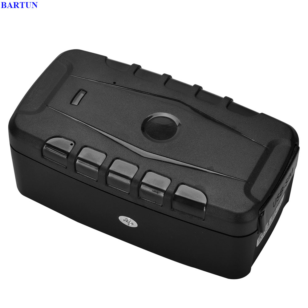 SPY Car GPS Tracker Waterproof  Vehicle GSM GPRS GPS Locator Finder LK209C 20000mAh Real Time Track Magnet Tracking Device Cars
